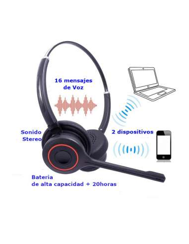 Auricular Bluetooth FreeMate BT700BUC